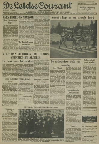 Leidse Courant 1961-11-02