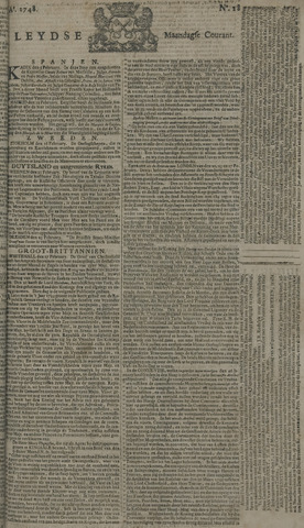 Leydse Courant 1748-03-04