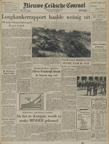 Nieuwe Leidsche Courant 1957-05-10