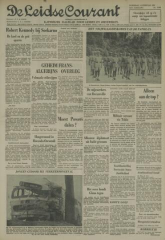 Leidse Courant 1962-02-14