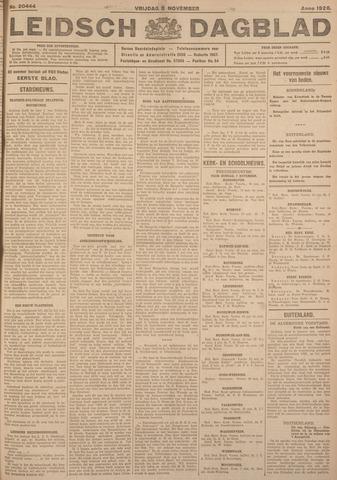 Leidsch Dagblad 1926-11-05