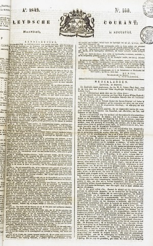 Leydse Courant 1843-08-21