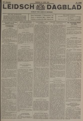 Leidsch Dagblad 1935-06-21