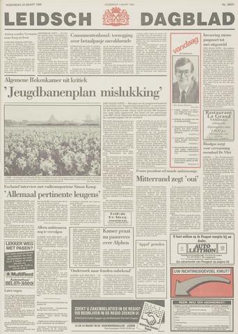 Leidsch Dagblad 1988-03-23