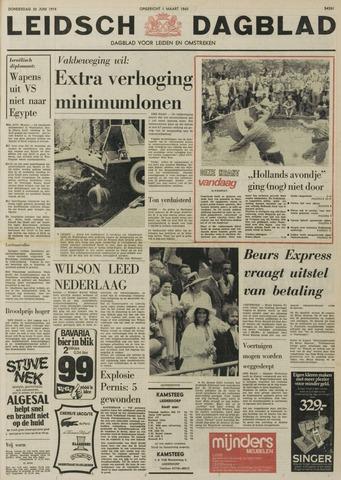 Leidsch Dagblad 1974-06-20