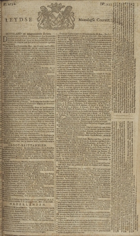 Leydse Courant 1756-10-11