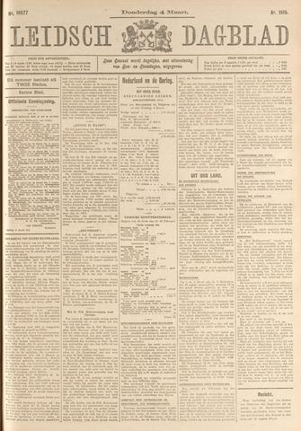 Leidsch Dagblad 1915-03-04