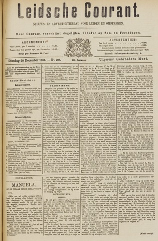 Leydse Courant 1887-12-20