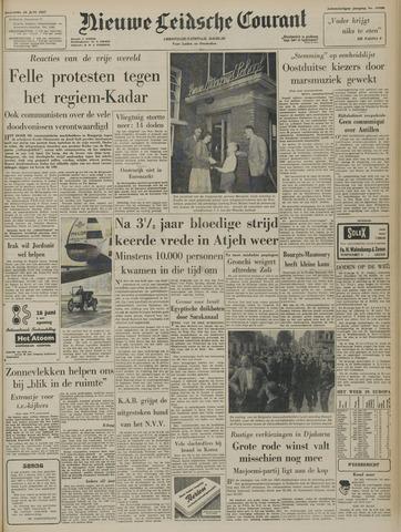 Nieuwe Leidsche Courant 1957-06-24