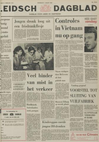Leidsch Dagblad 1973-02-05