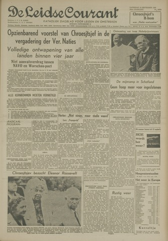 Leidse Courant 1959-09-19