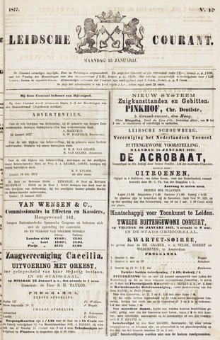 Leydse Courant 1877-01-15