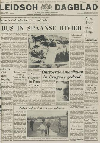 Leidsch Dagblad 1970-08-10