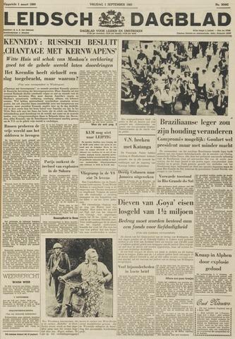 Leidsch Dagblad 1961-09-01