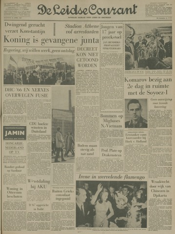 Leidse Courant 1967-04-24