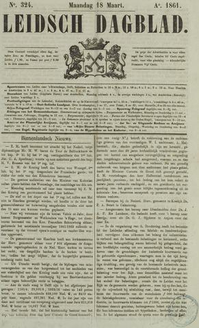 Leidsch Dagblad 1861-03-18