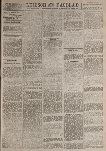 Leidsch Dagblad 1919-11-21