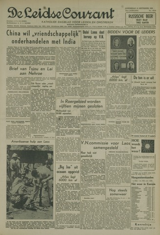 Leidse Courant 1959-09-10