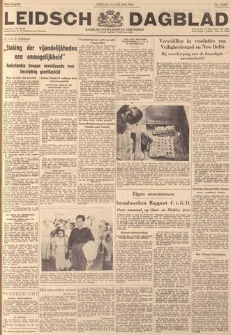 Leidsch Dagblad 1949-01-25