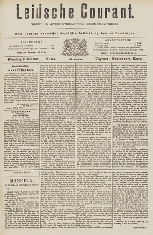 Leydse Courant 1887-07-28