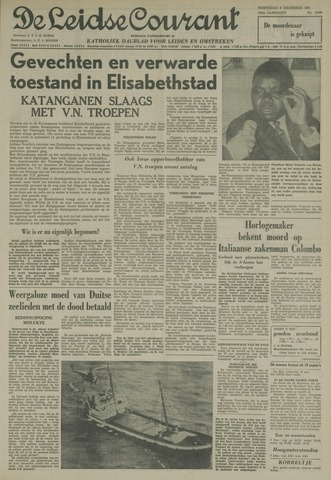 Leidse Courant 1961-12-06