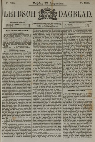 Leidsch Dagblad 1880-08-13