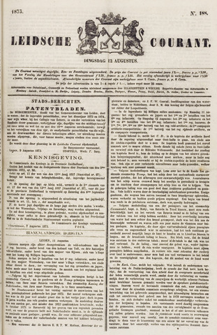 Leydse Courant 1873-08-12
