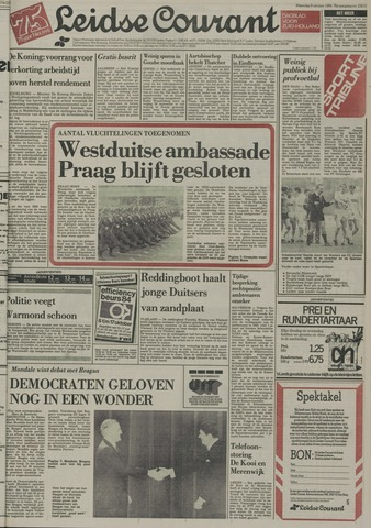 Leidse Courant 1984-10-08