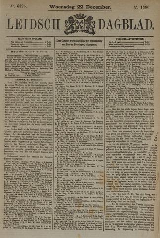 Leidsch Dagblad 1880-12-22