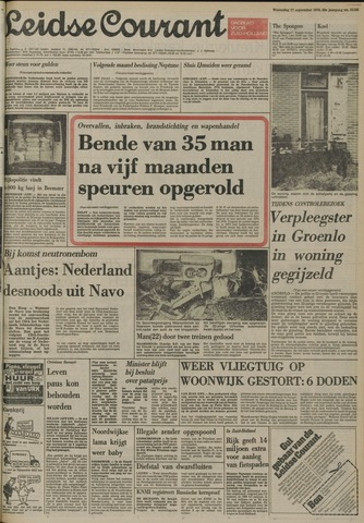 Leidse Courant 1978-09-27