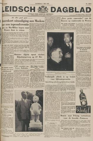 Leidsch Dagblad 1955-05-07