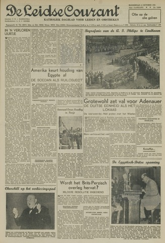 Leidse Courant 1951-10-11
