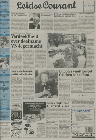 Leidse Courant 1992-02-29