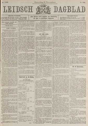 Leidsch Dagblad 1915-11-06