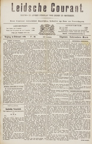 Leydse Courant 1889-02-15