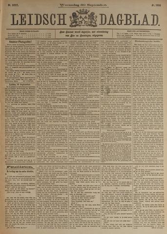 Leidsch Dagblad 1896-09-30