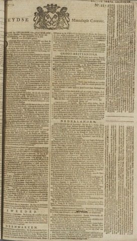 Leydse Courant 1772-09-28