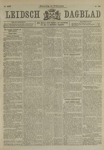 Leidsch Dagblad 1911-02-11