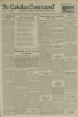 Leidse Courant 1952-10-31