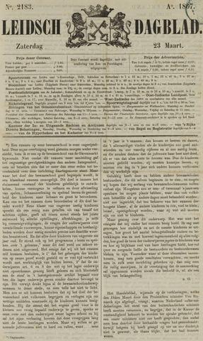 Leidsch Dagblad 1867-03-23
