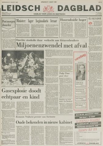 Leidsch Dagblad 1982-03-31