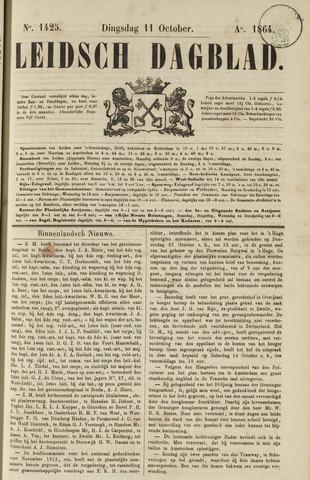 Leidsch Dagblad 1864-10-11