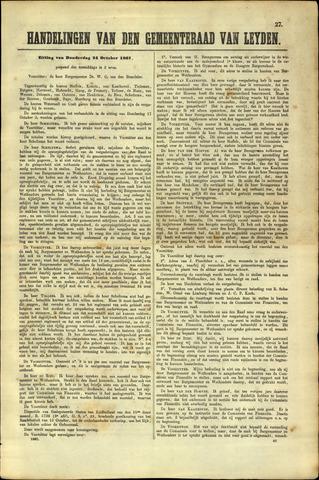 Handelingen van de Raad 1867-10-24