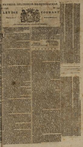 Leydse Courant 1796-11-25
