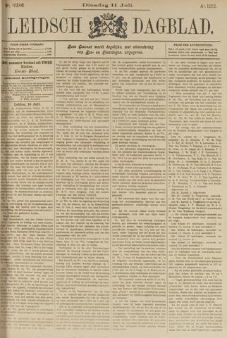 Leidsch Dagblad 1893-07-11