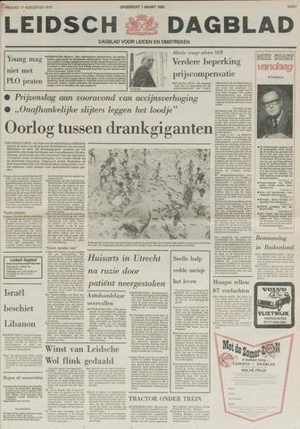 Leidsch Dagblad 1979-08-17