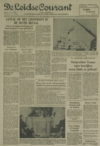 Leidse Courant 1963-09-12