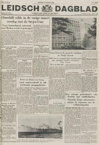 Leidsch Dagblad 1955-03-15
