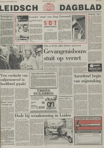 Leidsch Dagblad 1985-09-02