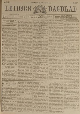 Leidsch Dagblad 1907-11-04
